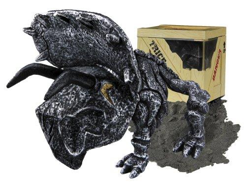 Mega Bloks Magnext Magna Bones Triceratop in Crate - 1