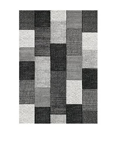Chic Orange Teppich Belis / Carpet Scandinave grau
