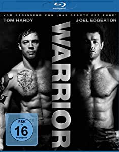 Warrior - Steelbook [Blu-ray] [Limited Edition]