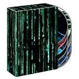 The Ultimate Matrix Collection (10 Disc Box Set) [2003] [DVD]by Keanu Reeves