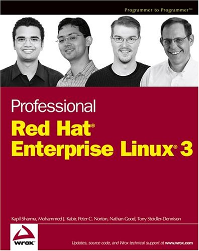 Professional Red Hat Enterprise Linux 3 (Wrox Professional Guides)