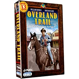 Overland Trail - The Complete Series - 17 Classic Episodes