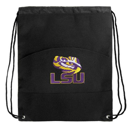 Lsu Drawstring Bag Cinch Lsu Tiger Eye Draw String Back Pack Bag