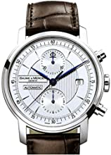 Baume Mercier Men s MOA8692 Classima Automatic Chronograph Watch