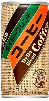 ダイドー ブレンドコーヒー 190g×30本