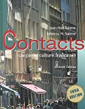 Contacts: Langue et culture francaises (0618007482) by Jean-Paul Valette