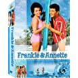 Frankie & Annette MGM Movie Legends Collection (Beach Blanket Bingo / How to Stuff a Wild Bikini / Beach Party / Bikini Beach / Fireball 500 / Thunder Alley / Muscle Beach Party / Ski Party)