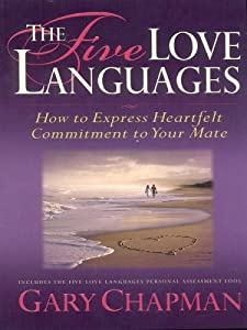"Cover of ""The Five Love Languages: How To..."