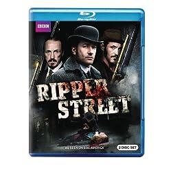 Ripper Street [Blu-ray]