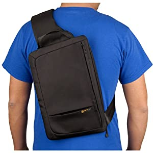 Protec Zip Sling Bag for iPad and Other Tablets (A502)