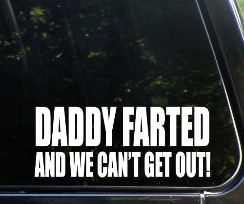 Daddy Farted And We Can't Get Out - Funny (9