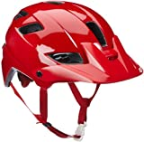 Giro Feature Helmet - Matt Clear(Grey)/Orange Forest Floor, Small