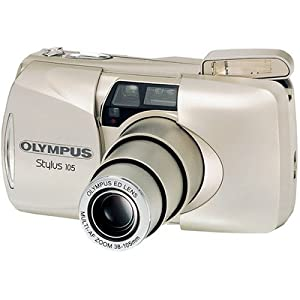 Olympus Stylus 105 All Weather Film Camera Kit