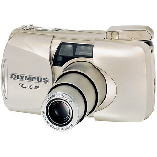 Find Cheap Olympus Stylus 105 All Weather Film Camera Kit