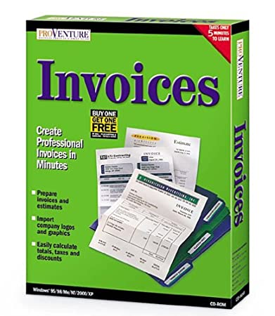 Proventure Invoices