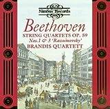 String Quartet Op 59
