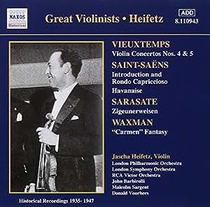 Violinkonzerte Nr. 4+5/+
