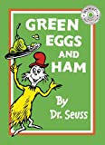 Green Eggs and Ham (Dr Seuss Book & CD)