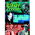3 Classic Horrors Of The Silver Screen - Vol. 7 - Attack Of The Giant Leeches / The Amazing Transparent Man / Revolt Of The Zombies [DVD]