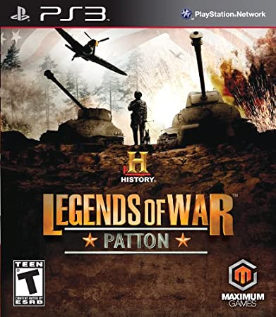 History: Legends of War Patton