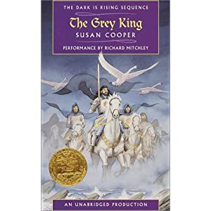 The Grey King (The Dark Is Rising Sequence) [UNABRIDGED] Susan Cooper and Richard Mitchley