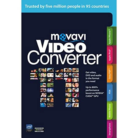Movavi Video Converter 11 Personal Edition [Download]