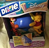 DIXIE Brand Disney WINNIE-the-POOH CUP DISPENSER