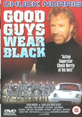 Good Guys Wear Black [DVD]