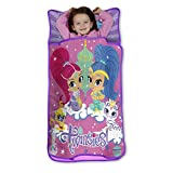 Shimmer & Shine Twinsies Toddler Nap Mat, Pink