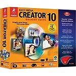 Roxio Easy Media Creator 10 Deluxe Su...