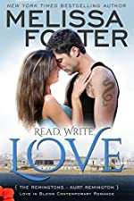 Read, Write, Love (Love in Bloom: The Remingtons, Book 5) Contemporary Romance