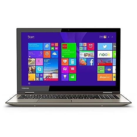"Toshiba Satellite Radius 15.6"" 2-in-1 IPS Touch-Screen Laptop Intel Core i5, 8GB Memory, 750GB Hard Drive"