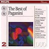 The Best of Paganini: Concertos, Caprices, etc.