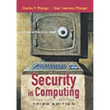 Security in Computingby Charles P. Pfleeger