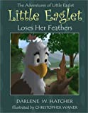 Little Eaglet Loses Her Feathers