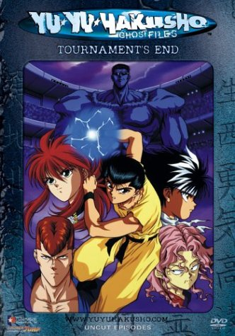 Yu Yu Hakusho - Dark Tournament - Tournament's End (Uncut)