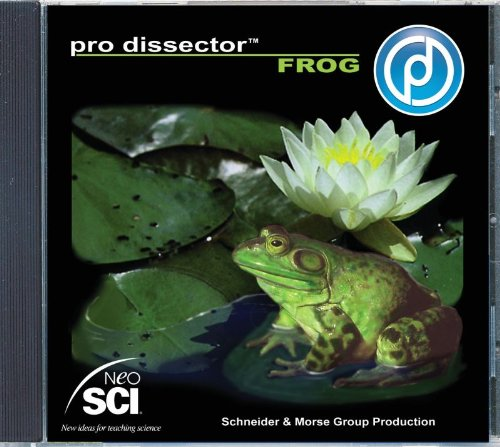 Neo/SCI Frog Pro Dissector Software - 1