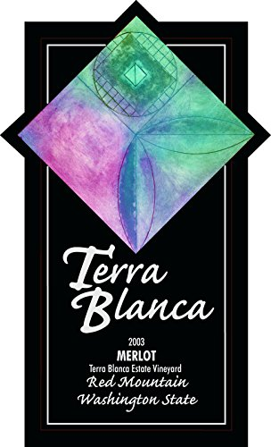 2003 Terra Blanca Estate Red Mountain Merlot 750 Ml