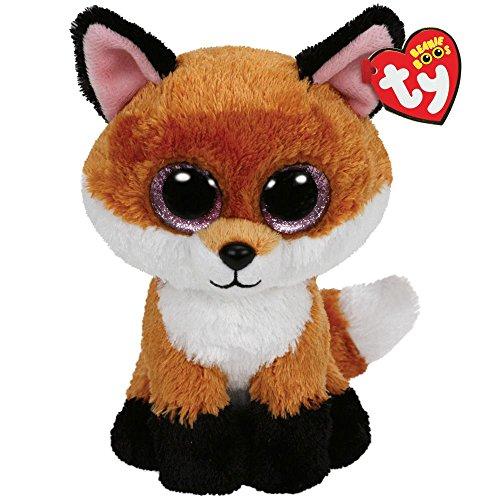 Ty Beanie Boos Slick The Brown Fox Plush - 1