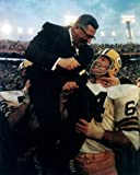 Vince Lombardi Green Bay Packers World Champions 8x10 Photo - (Mint Condition)