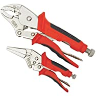 Do it Best Locking Pliers Set-2PC LOCKING PLIERS SET