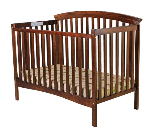 Dream On Me Eden 4 In 1 Convertible Crib