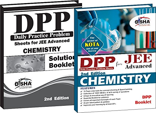 Daily Practice Problem (DPP) Sheets for JEE Advanced Chemistry