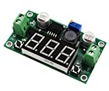 LM2596 Voltage Regulator + Led Voltmeter DC--DC Buck Step Down Converter Module