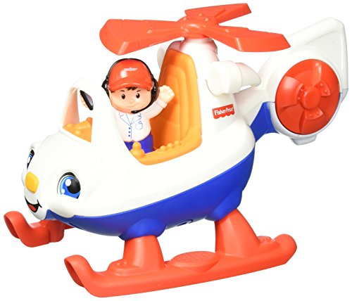 Fisher-Price Little People Helicopter (Little People Toys Fisher Price compare prices)