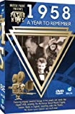 British Pathé News - A Year To Remember 1958 [DVD]