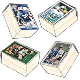 400 Card NFL Football Gift Set - w/ Superstars, Hall of Fame Players