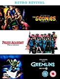 The Goonies/Police Academy/Gremlins [DVD] [2006]