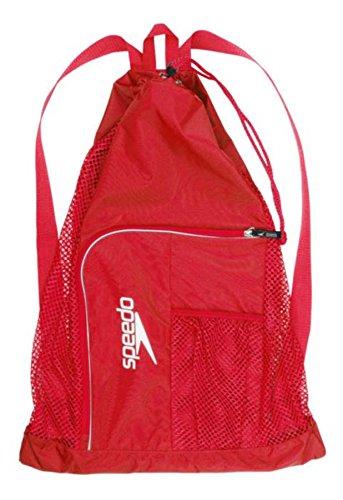 Speedo Deluxe Ventilator Mesh Equipment Bag, Formula One image