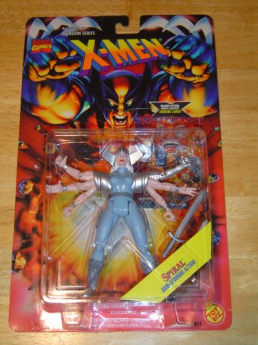 X-Men Invasion Series Spiral Action Figure - 1